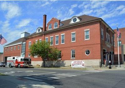 Naugatuck Fire Department Headquarters