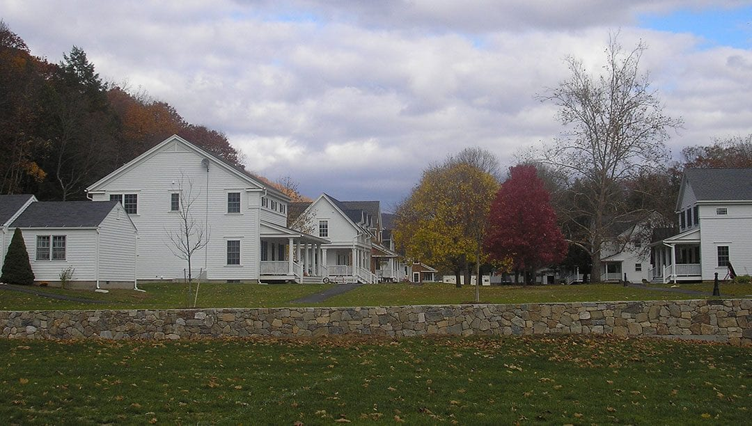 Kent School Faculty Housing
