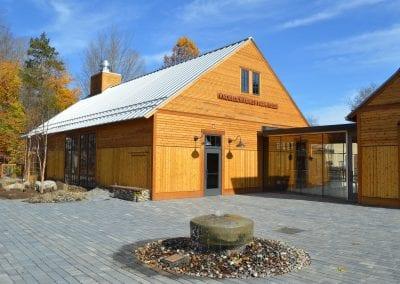 Knobloch Family Farmhouse on Heckscher Farm